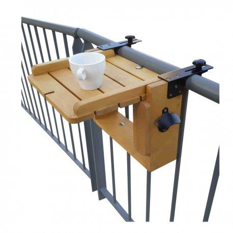 Petite table pour petit balcon